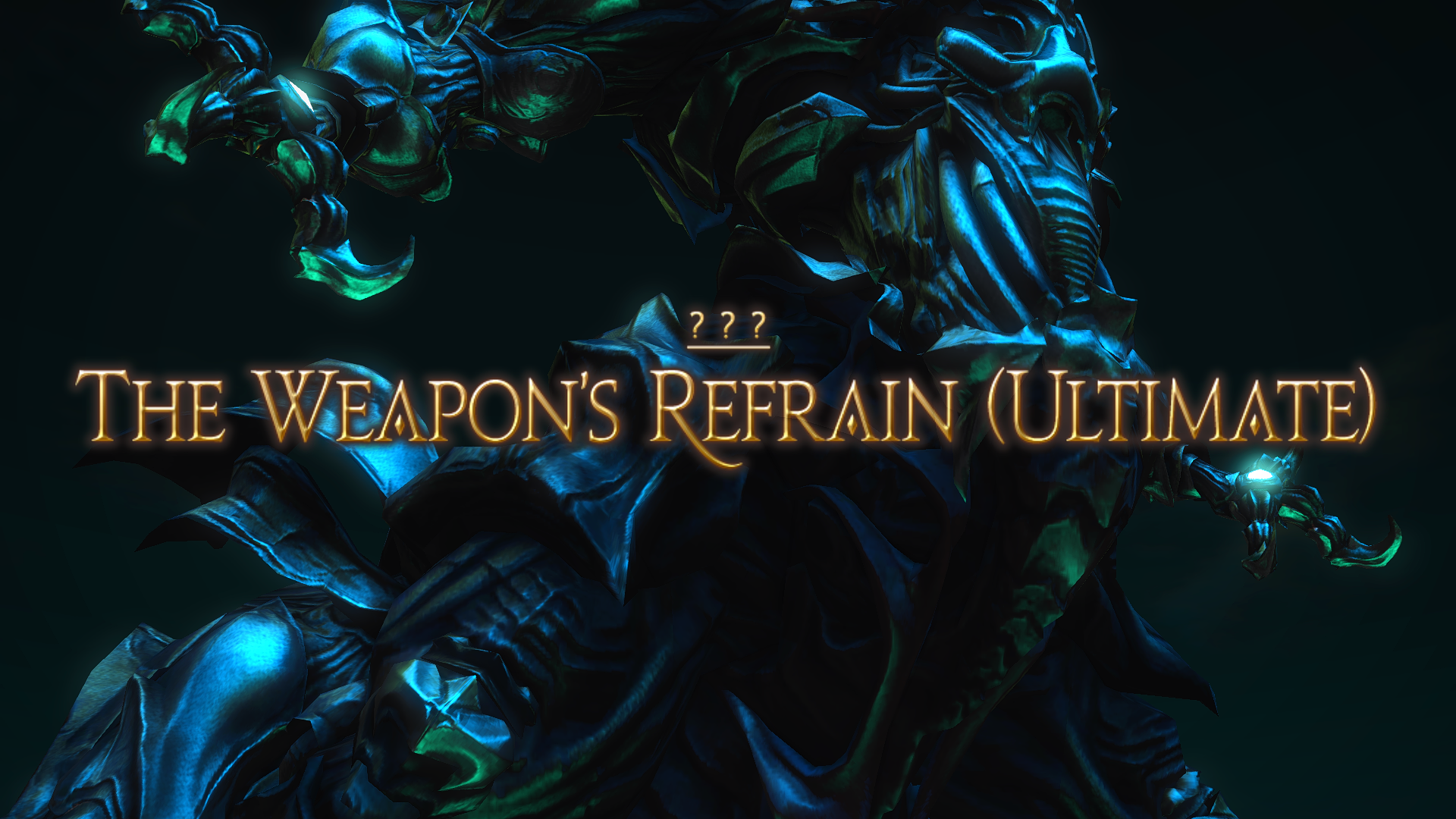 The Weapon's Refrain (Ultimate) – clees me